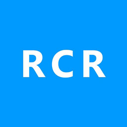 RCR Business Ventures' Cyan Square Logo